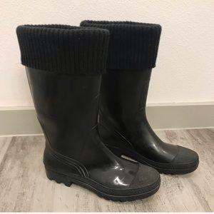 St. John's Bay Winter Rain Boots